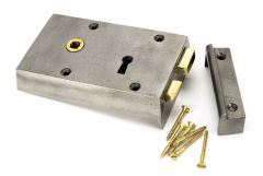 From the Anvil Iron Small Left Hand Rim Lock   83583