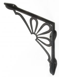 From the Anvil 230mm x 237mm Beeswax Decorative Flower Bracket   83789