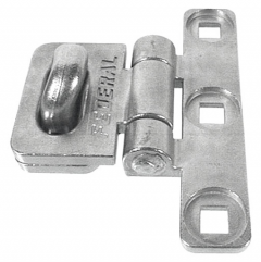 Federal FD701SS Solid Stainless Steel T Shape Hasp & Staple