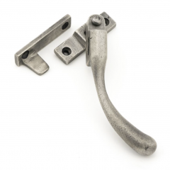 From the Anvil Antique Pewter RH Locking Peardrop Fastener | 45913