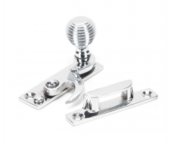 From the Anvil Polished Chrome Beehive Hook Fastener | 45938