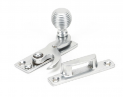 From the Anvil Satin Chrome Beehive Hook Fastener | 45940