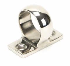 From the Anvil Polished Nickel Sash Eye Lift | 45932