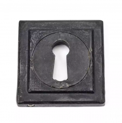 From the Anvil External Beeswax Standard Square Escutcheon | 45702