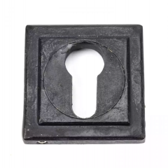 From the Anvil External Beeswax Euro Square Rose Escutcheon | 45726