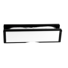 300x70mm Satin Stainless Steel Intumescent Letter Box Assembly