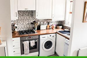 How to refresh a laundry room