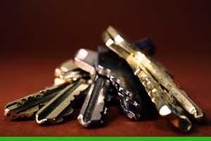 How to use our high security key registration system