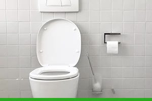 How to fit a toilet roll holder